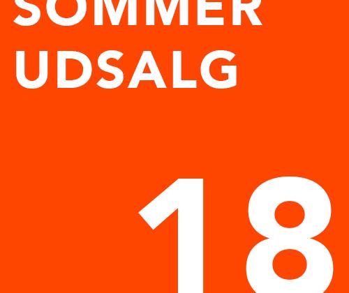 Sommer Udsalg!